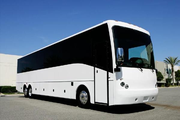 50 passenger charter bus rental McKinney
