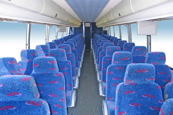 50 person charter bus rental McKinney