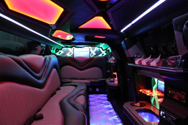 Chrysler 300 limo rental McKinney