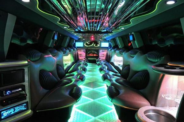 Hummer limo rental McKinney
