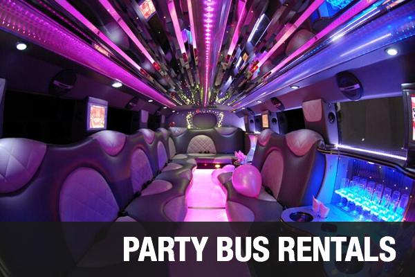Party bus Rentals McKinney