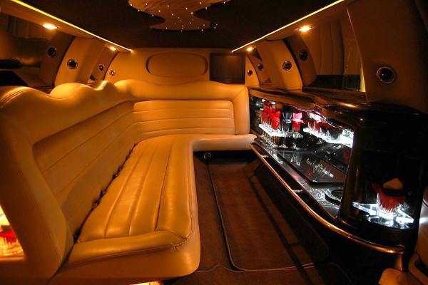 lincoln limo service McKinney